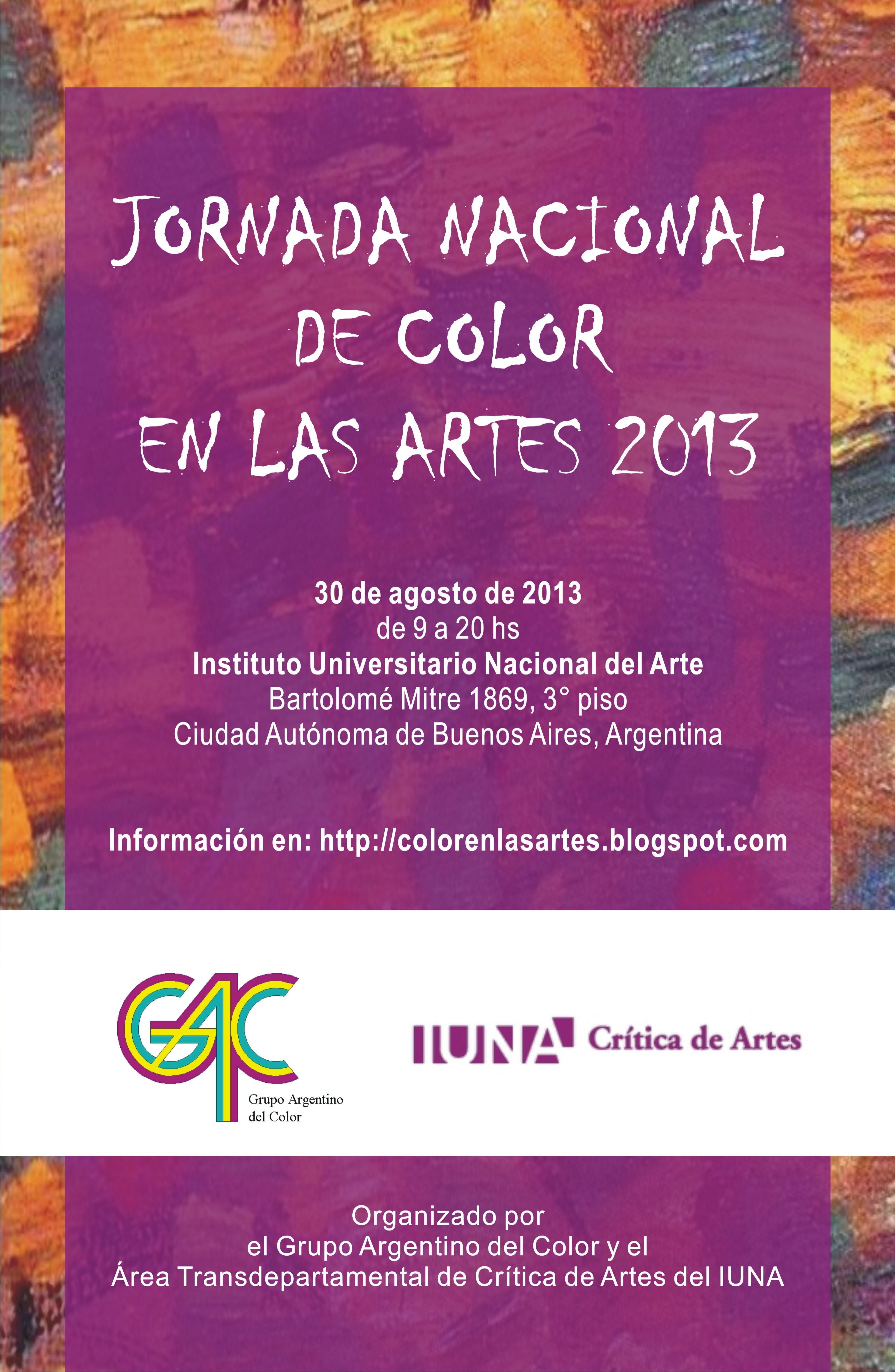 El Color En Las Artes Escuela Superior De Bellas Artes